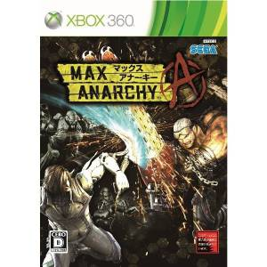 Max Anarchy + DLC [X360]