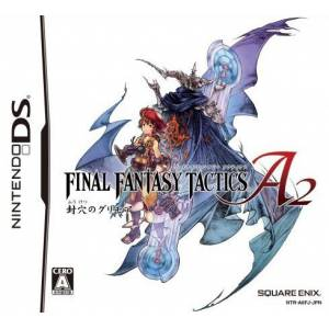 Final Fantasy Tactics A2 - Fuuketsu no Grimoire / Grimoire of the Rift [NDS - Used Good Condition]