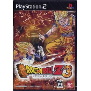 Dragon Ball Z 3 / Dragon Ball Z Budokai 3 [PS2 - occasion BE]