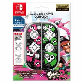 Joy-Con Hard Cover for Nintendo Switch - Splatoon 2 Edition Type B [Switch]
