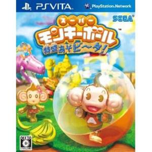 Super Monkey Ball Tokumori Asobita! [PS Vita]