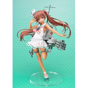 FREE SHIPPING - Kantai Collection ~Kan Colle~ - Libeccio Hobby Japan Limited Edition with Patch [Amakuni]