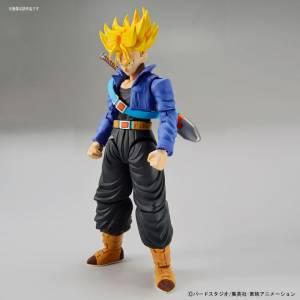 Dragon Ball Z - Super Saiyan Trunks Plastic Model [Figure-rise Standard]
