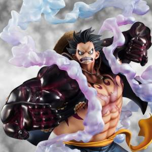 One Piece - SA-MAXIMUM Monkey D. Luffy Gear Fourth Limited Edition [Portrait.Of.Pirates]