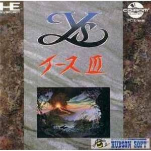 Ys III - Wanderers From Ys [PCE CD - used good condition]