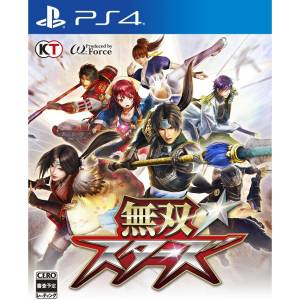 Musou Stars - Standard Edition [PS4-Used]