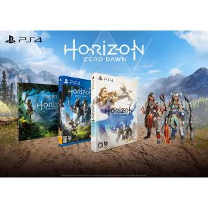 Horizon Zero Dawn First Press Limited (English Included) [PS4-Used]