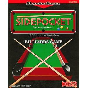 Side Pocket for Wonderswan [WS - Used Good Condition]