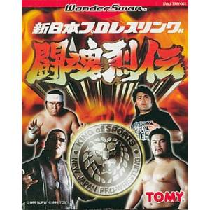 Shin Nihon Pro Wrestling - Toukon Retsuden [WS - Used Good Condition]