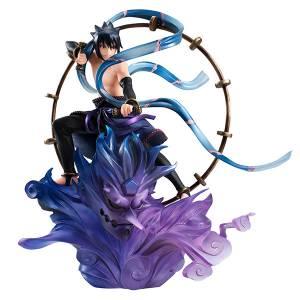 Naruto Shippuden - Susano-o & Uchiha Sasuke Raijin Ver. [G.E.M. Remix]