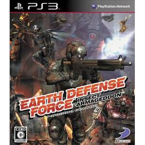 Earth Defense Force - Insect Armageddon [PS3 - Used Good Condition]