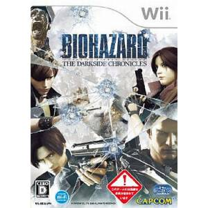 BioHazard / Resident Evil - The Darkside Chronicles [Wii - Used Good Condition]