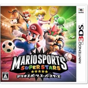 Mario Sports: Superstars - Standard Edition [3DS-Occasion]