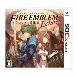 Fire Emblem Echoes: Shadows of Valentia - Standard Edition [3DS-Used]