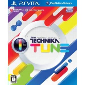 DJMAX Technika Tune - standard edition [PSVita]