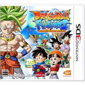 Dragon Ball Fusions [3DS - Used Good Condition]