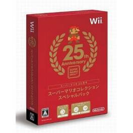 Super Mario Collection - Special Pack / Super Mario All Stars - Limited Edition [Wii - Used Good Condition]