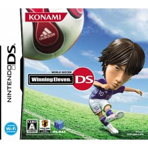 World Soccer Winning Eleven DS / Pro Evolution Soccer 6 [NDS - Used Good Condition]