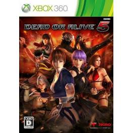 Dead or Alive 5 [X360 - Used Good Condition]