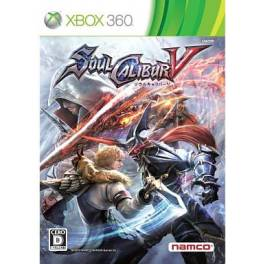 Soul Calibur V [X360 - Used Good Condition]