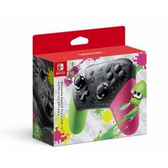 Nintendo Switch Pro Controller Splatoon 2 Edition [Switch]