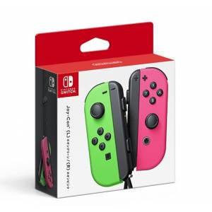 Joy-Con (L) Neon Green / (R) Neon Pink for Nintendo Switch [Switch]