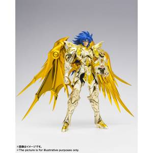 Saint Seiya Myth Cloth EX - Gemini Saga God Cloth [BANDAI / CORRECTED BOX]