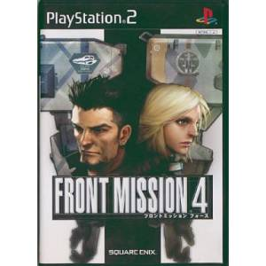 Front Mission 4 [PS2 - Used Good Condition]