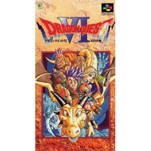 Dragon Quest VI [SFC - Used Good Condition]