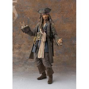 Pirates of the Caribbean: Dead men tell no tales - Captain Jack Sparrow [SH Figuarts]