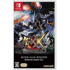 Monster Hunter XX / Double Cross - Standard Edition [Switch]