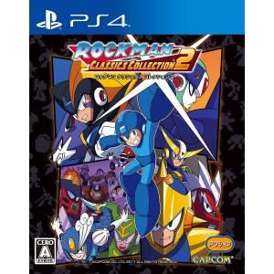 Megaman / Rockman Classics Collection 2 - Standard Edition [PS4]
