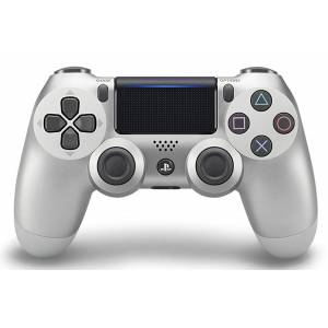 Controller Dual Shock 4 Silver (CUH-ZCT2J) [PS4]