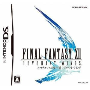 Final Fantasy XII - Revenant Wings [NDS - Used Good Condition]