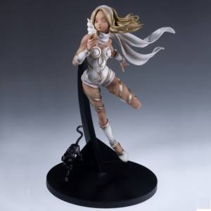 Gravity Daze / Gravity Rush - Kat Gravity Kitten White Version Reissue [Hdge technical statue No.4 EX]