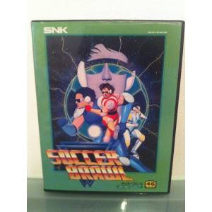 Soccer Brawl [NG AES - Used Good Condition]