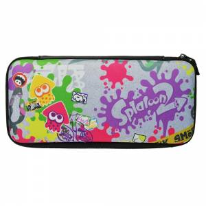 Splatoon 2 - Hard Pouch for Nintendo Switch Graffiti Ver. [Hori - Switch]