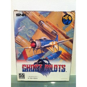 Ghost Pilots [Neo Geo AES - Used Good Condition]
