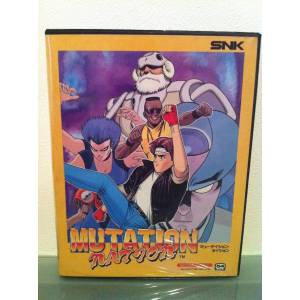 Mutation Nation [NG AES - Used Good Condition]