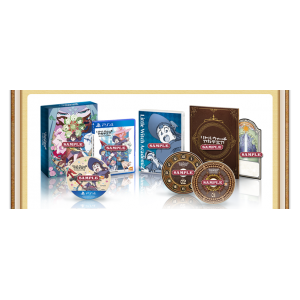 Little Witch Academia: The Witch of Time and the Seven Wonders - Limited Edition [PS4]