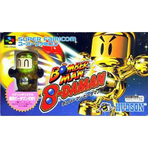 Bomberman B-Daman [SFC - Sunfade | Without Figure]