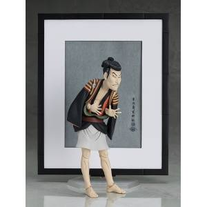 The Table Museum -Otani Oniji III as Yakko Edobei by Sharaku [Figma SP-100]
