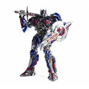Transformers: The Last Knight - OPTIMUS PRIME [ThreeA]