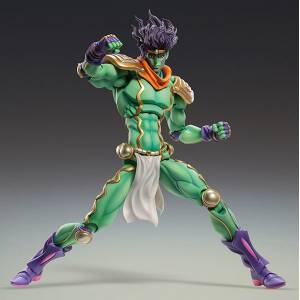 JoJo's Bizarre Adventure Part.III - Star Platinum [Super Action Statue BIG]