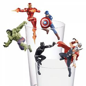 Marvel Heroes 8 Pieces Box (5 Species) [Putitto]