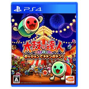 Taiko no Tatsujin Session de Dodon ga Don! - Standard Edition (Full english Support) [PS4]