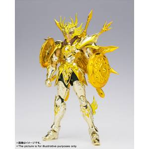Saint Seiya Myth Cloth EX - LIBRA DOHKO / DOHKO DE LA BALANCE (God Cloth / Soul of Gold) [Brand New]