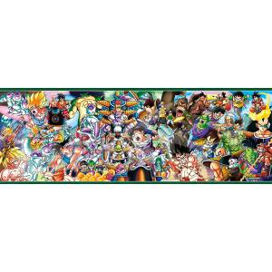 Jigsaw Puzzle - Dragon Ball Z: DRAGONBALL Z CHRONICLES I 352pcs [Goods]