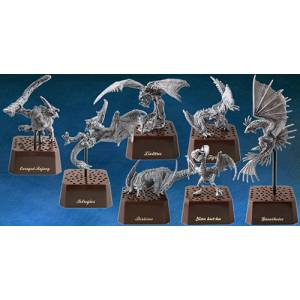 Capcom Figure Builder Monster Hunter Stone Model Vol.3 Box [Capcom Figure Builder]