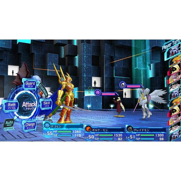 Digimon Story Cyber Sleuth: Hacker's Memory 20th Anniversary